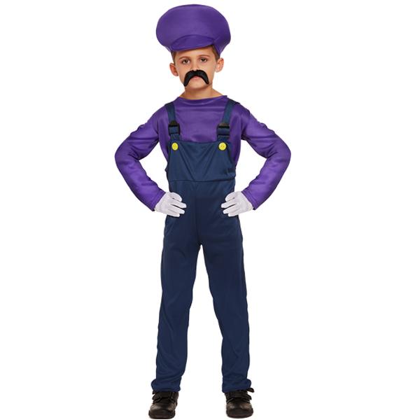 Super Workman Purple