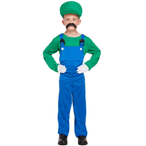 Super Workman Green