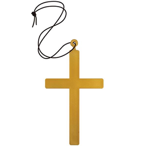 Monk's Gold Cross