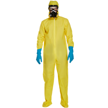 Protective Suit Yellow
