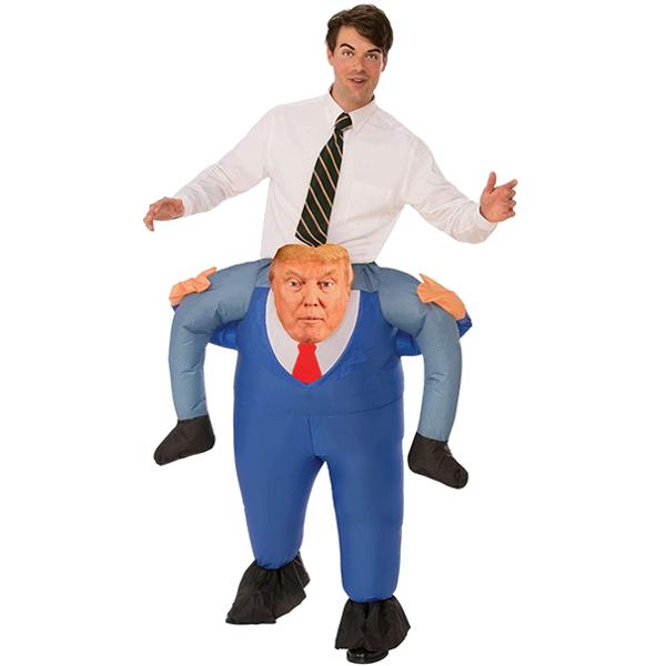 Presidential Piggyback