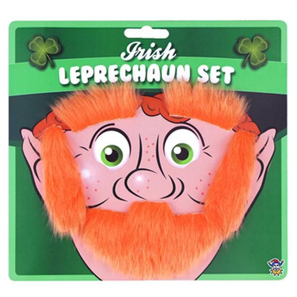 Irish Leprechaun Set