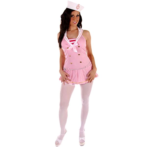 Sexy Pink Sailor