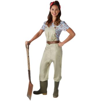Land Girl World War 2