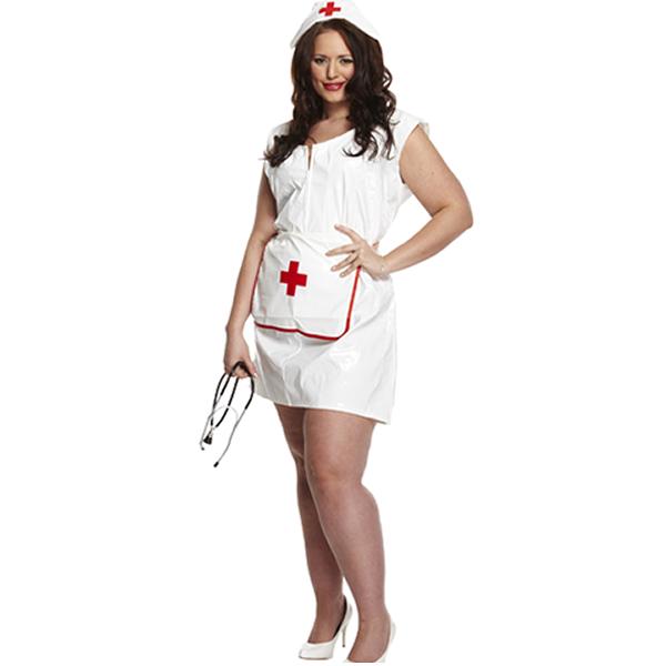 Nurse Plus Size