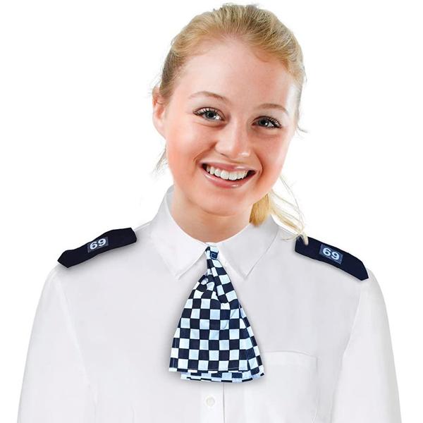 Instant Police Lady Kit
