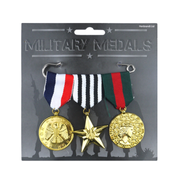 Military Hero Medals