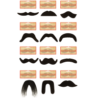 Assorted Moustaches