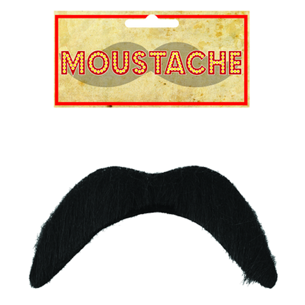 Self-Adhesive Fake Moustache