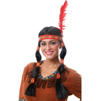 American Indian Wig