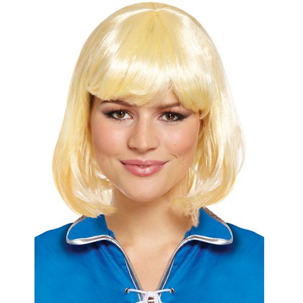 Blonde Mid-Length WIg