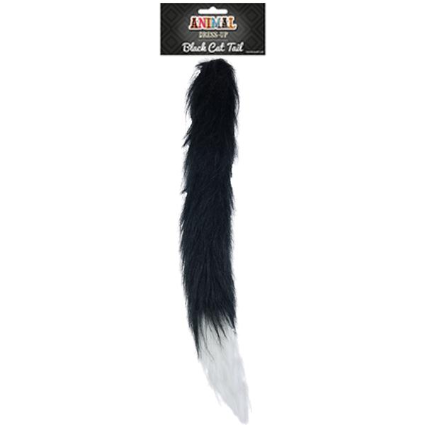 Cat Tail Black & White