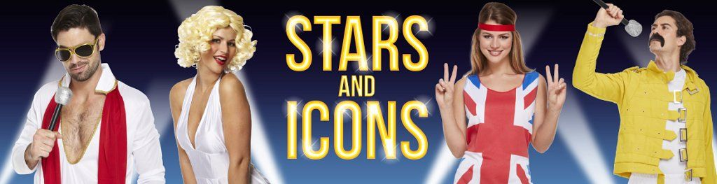 stars and icons