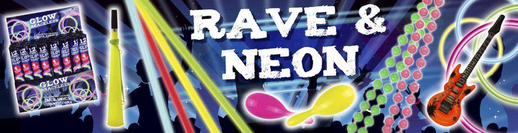 rave & neon