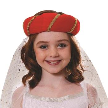 Children's Tudor Girl Hat