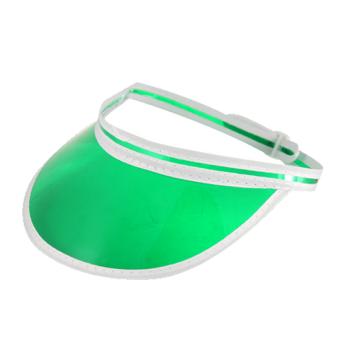 Golf / Poker Visor Green