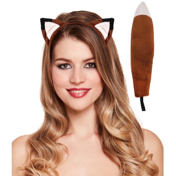 Fox Animal Set