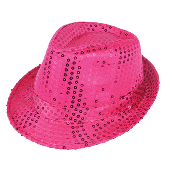 Pink Sequin Gangster