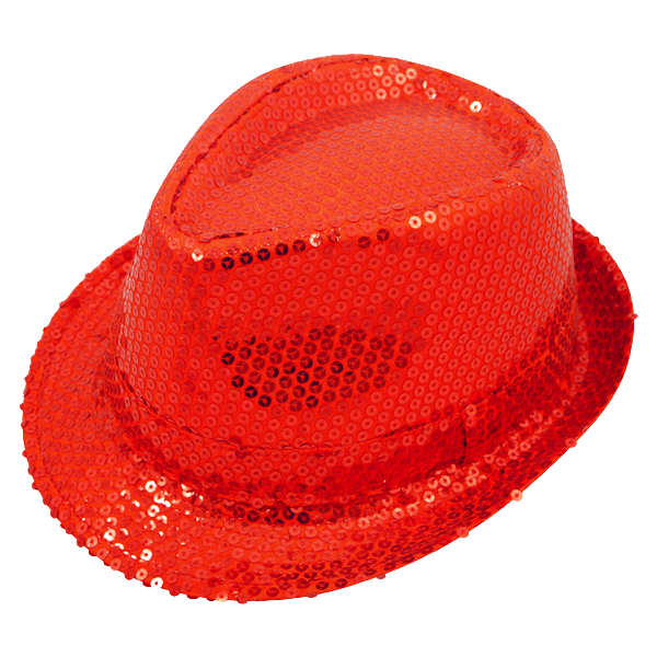 Red Sequin Gangster