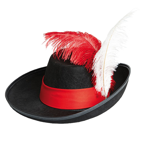 Cavillers Hat With Feather