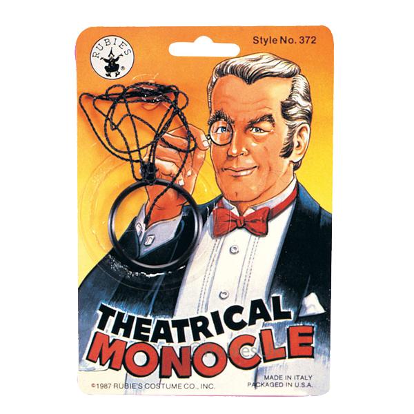 Glass Monocle