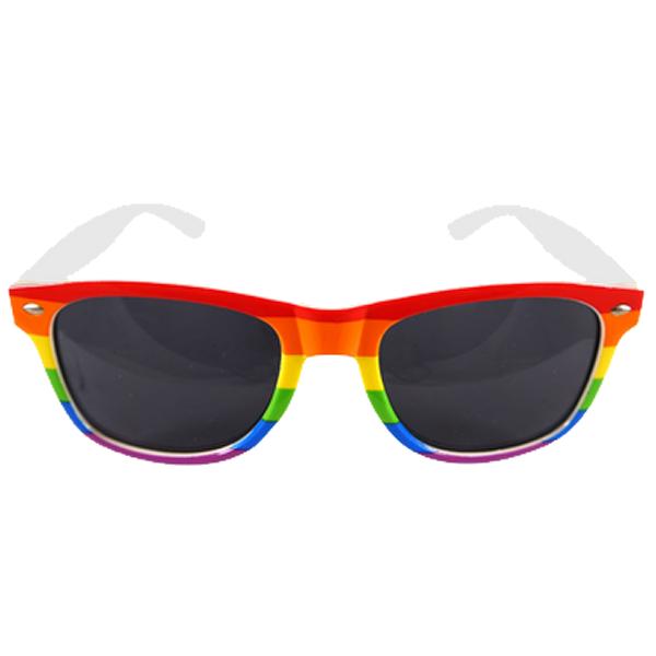 Pride Glasses With Dark Lenses