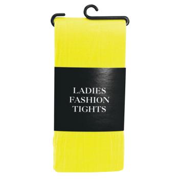 Fashion Tights Yellow
