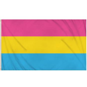 Pride Pansexual Flag