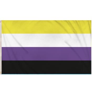 Pride Non-Binary Flag