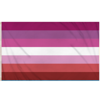Pride Lesbian Flag