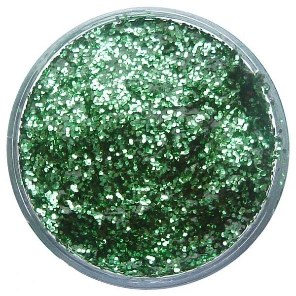 Bright Green Glitter Gel (12ml)