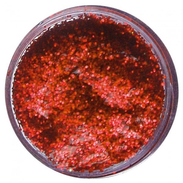 Regal Red Glitter Gel (12ml)
