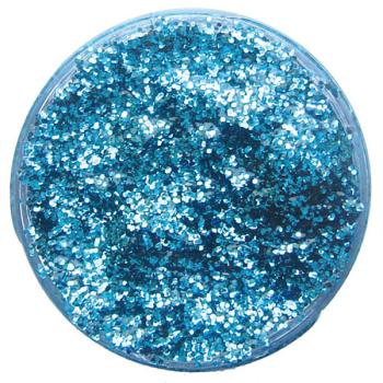 Sky Blue Glitter Gel (12ml)