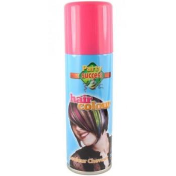 Hot Pink Coloured Hairspray