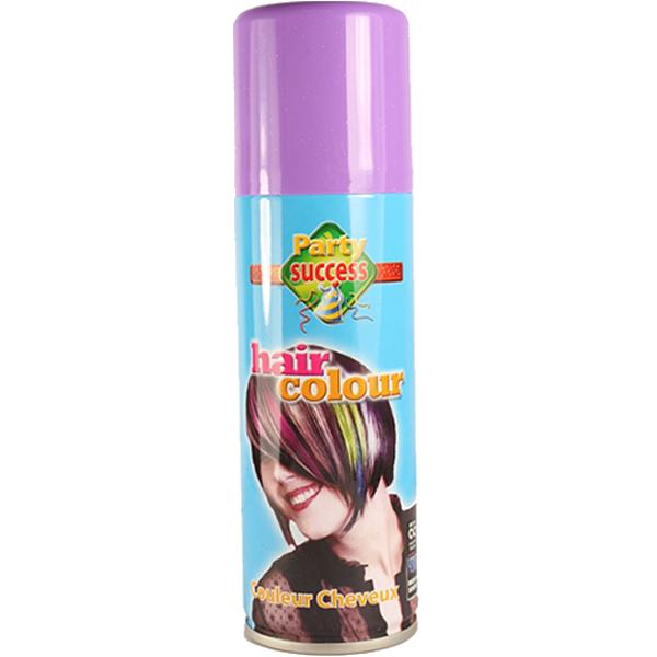 Lilac Coloured Hairspray