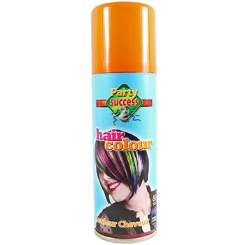 Orange Coloured Hairspray