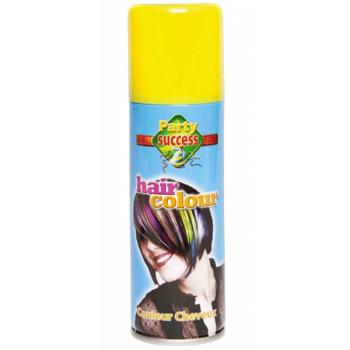 Yellow Coloured Hairspray