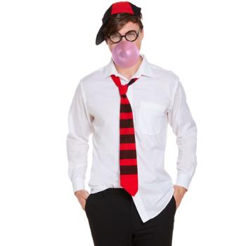 School Boy Tie & Cap