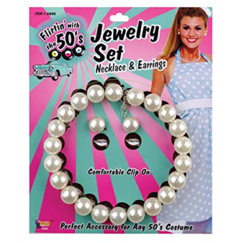 Flirtin' With The 50's Jewelry Set