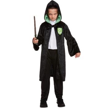 Evil Wizard School Boy