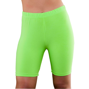 Cycling Shorts Neon Green