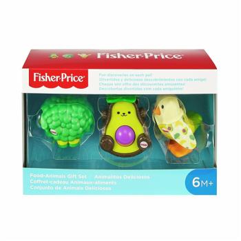 Fisher-Price Food Animal Gift Set