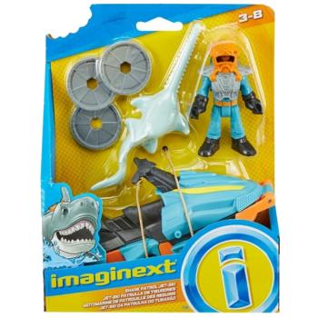 Imaginext Shark Patrol Jet-Ski