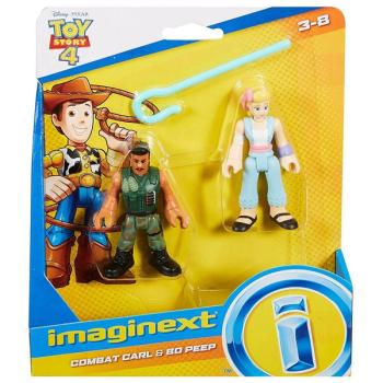 Imaginext Toy Story Combat Carl & Bo Peep