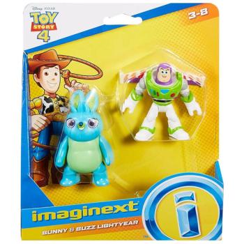 Imaginext Toy Story Bunny & Buzz Lightyear