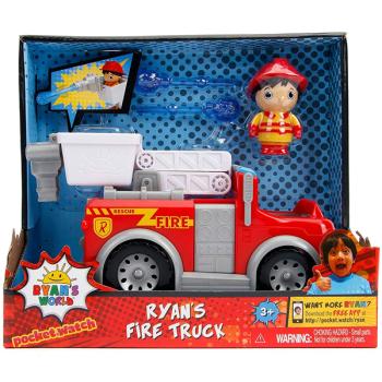 Ryan's World Fire Truck