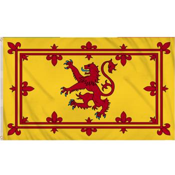 Scotland Royal Banner Flag