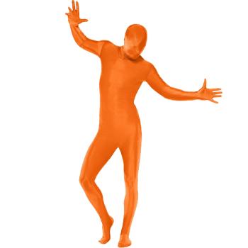 Second Skin Suit Orange