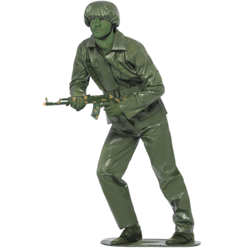 Toy Soldier Costume Adult