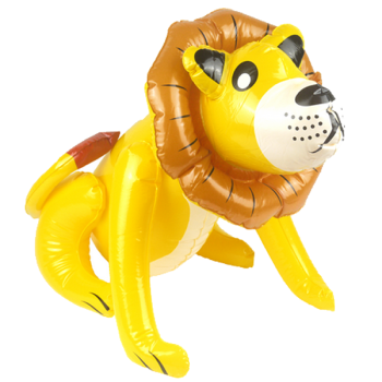 Inflatable Lion (53cm)